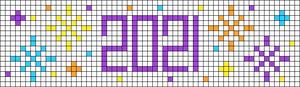 Alpha pattern #66393 variation #125680