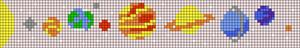 Alpha pattern #25976 variation #125688