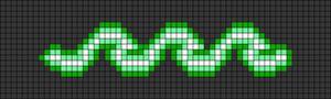 Alpha pattern #53656 variation #125766