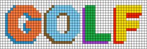 Alpha pattern #34433 variation #125813