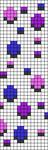 Alpha pattern #68157 variation #125820