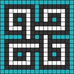 Alpha pattern #68153 variation #125823