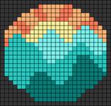 Alpha pattern #64721 variation #125905