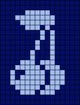 Alpha pattern #46385 variation #125998