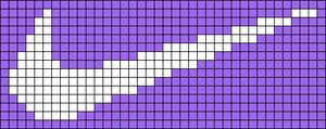 Alpha pattern #8582 variation #126014