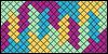 Normal pattern #27124 variation #126021