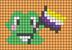 Alpha pattern #61625 variation #126068