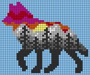 Alpha pattern #67765 variation #126092