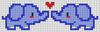 Alpha pattern #16252 variation #126167