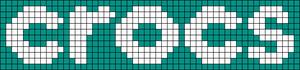 Alpha pattern #64184 variation #126201