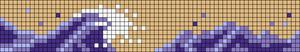 Alpha pattern #60173 variation #126224
