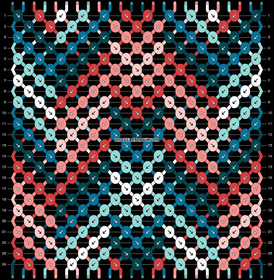 Normal pattern #39889 variation #126276 pattern