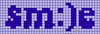Alpha pattern #60503 variation #126364