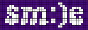 Alpha pattern #60503 variation #126425