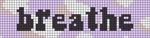 Alpha pattern #68555 variation #126462