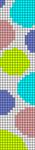 Alpha pattern #68491 variation #126481