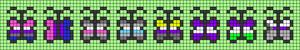 Alpha pattern #68576 variation #126507