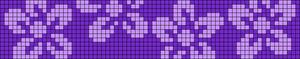 Alpha pattern #4847 variation #126530