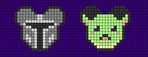 Alpha pattern #68511 variation #126532