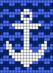 Alpha pattern #68534 variation #126566