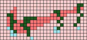 Alpha pattern #55698 variation #126642