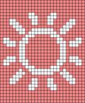 Alpha pattern #62195 variation #126646