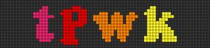 Alpha pattern #43965 variation #126722