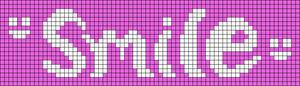 Alpha pattern #68635 variation #126759