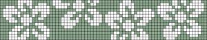 Alpha pattern #4847 variation #126818