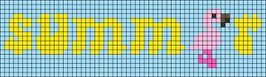 Alpha pattern #58131 variation #126873