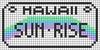 Alpha pattern #40856 variation #126903