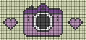 Alpha pattern #68733 variation #126929
