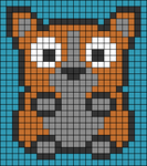 Alpha pattern #68105 variation #126933
