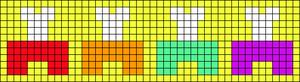 Alpha pattern #68782 variation #126945
