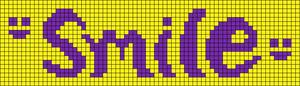 Alpha pattern #68635 variation #126951