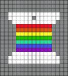 Alpha pattern #50030 variation #126982