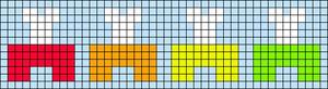 Alpha pattern #68782 variation #127001