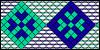 Normal pattern #23580 variation #127075