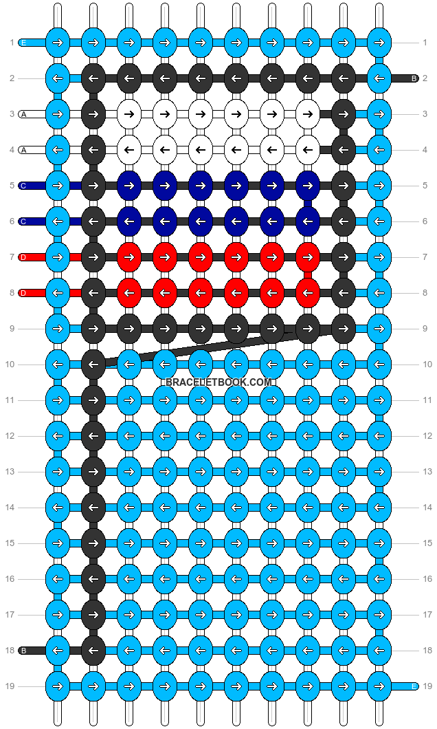 Alpha pattern #68953 variation #127209 pattern