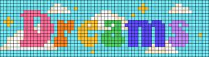 Alpha pattern #68950 variation #127221
