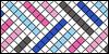Normal pattern #31531 variation #127231
