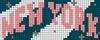 Alpha pattern #45088 variation #127244
