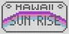 Alpha pattern #40856 variation #127269