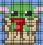 Alpha pattern #42362 variation #127343