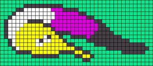 Alpha pattern #47075 variation #127345