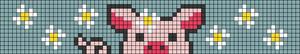 Alpha pattern #56592 variation #127355