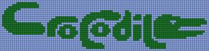 Alpha pattern #62956 variation #127416