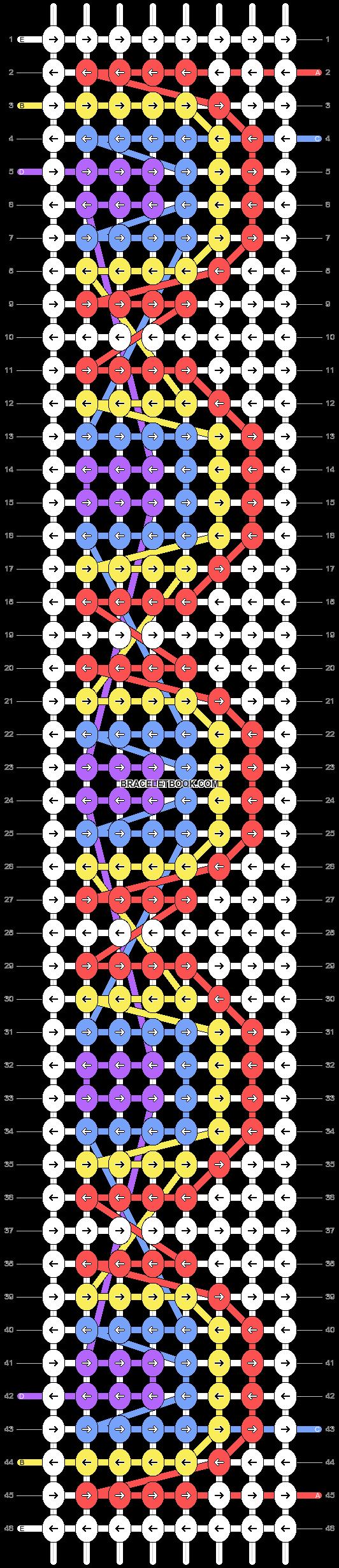 Alpha pattern #69031 variation #127427 pattern
