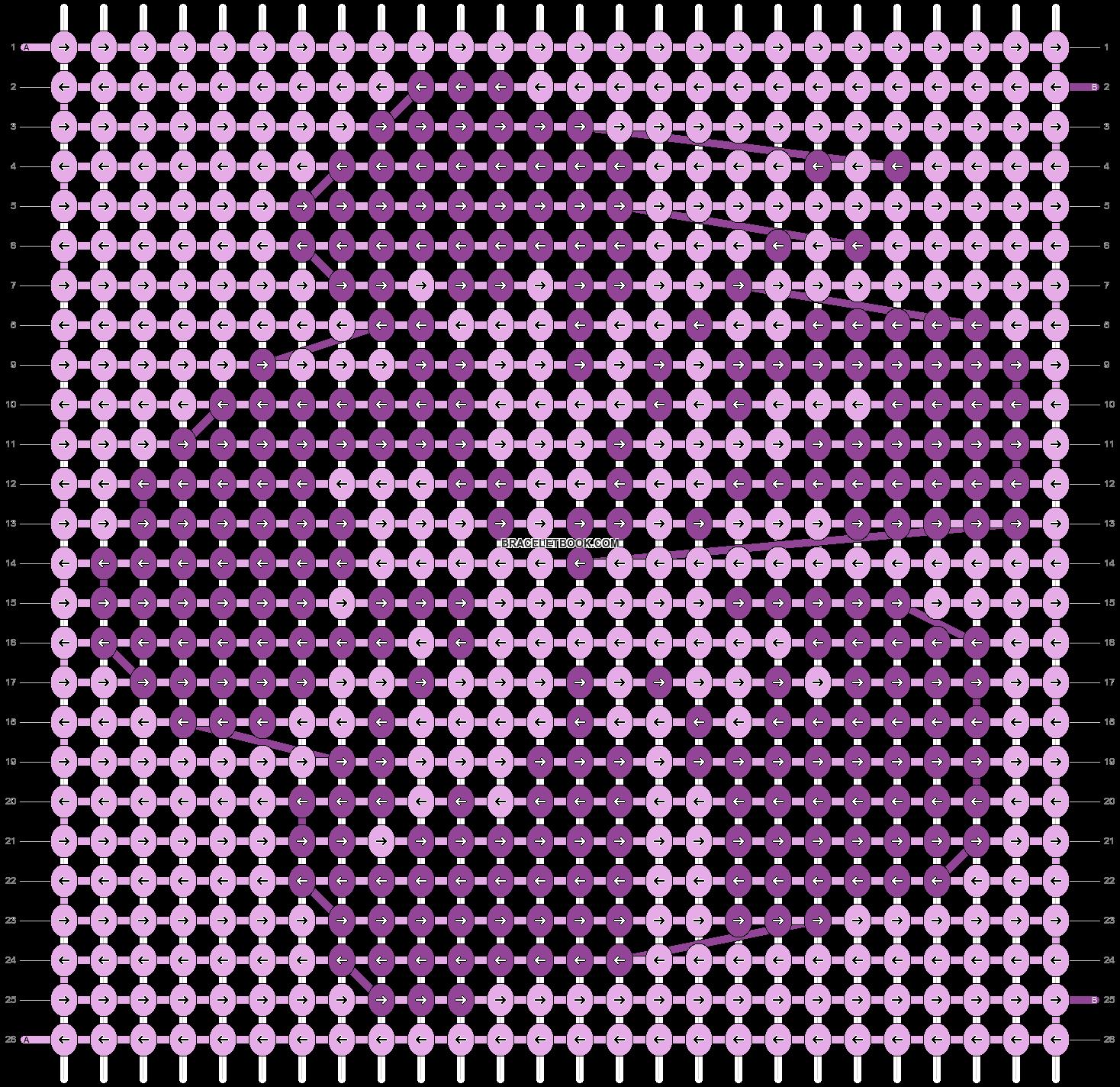 Alpha pattern #51134 variation #127474 pattern