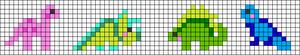 Alpha pattern #54167 variation #127493